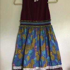 Matilda Jane size 12 hot air balloon dress NEW